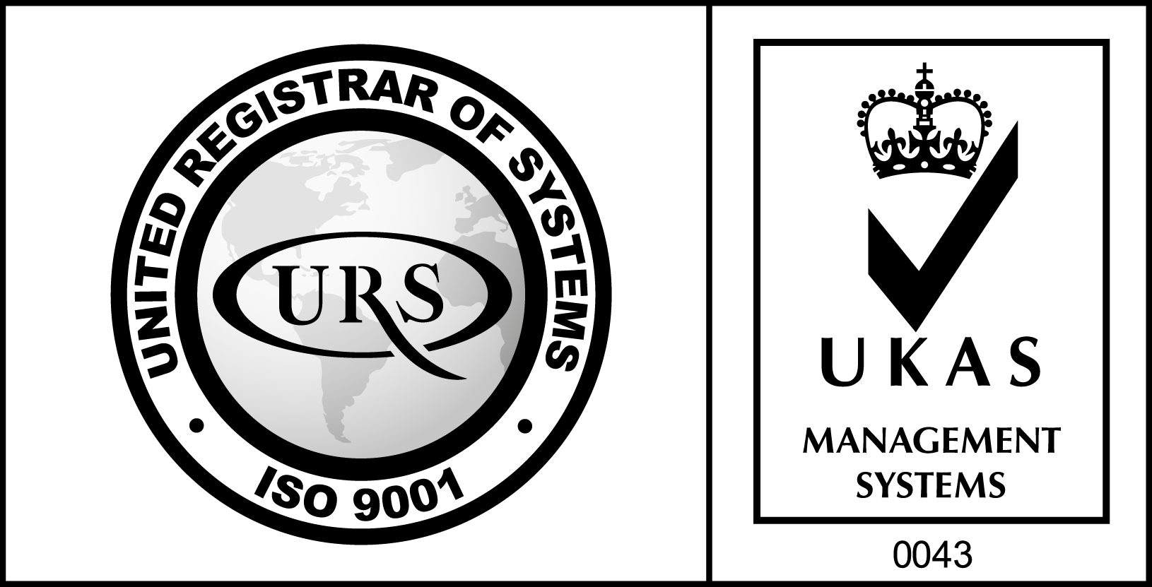 ISO9001 UKAS Management Systems Certification