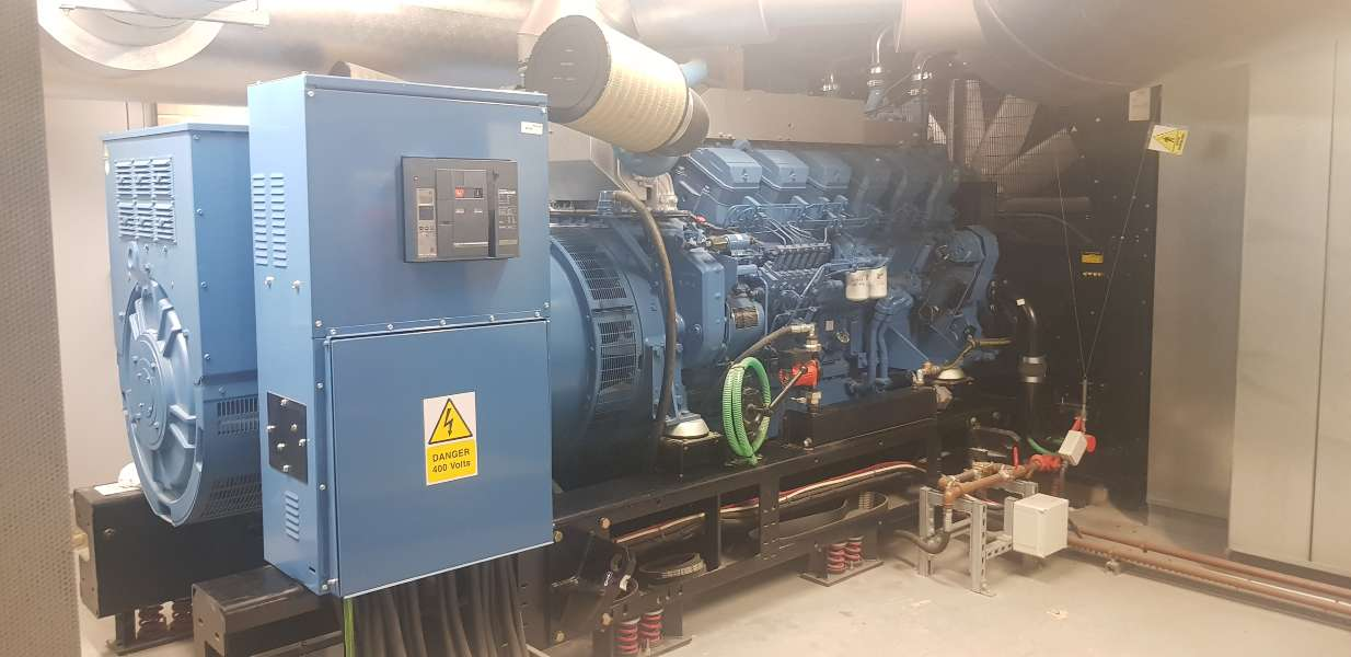 Generator servicing and maintenance by Generated Power Services Ltd