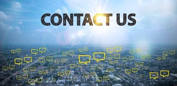 GPS Contact us