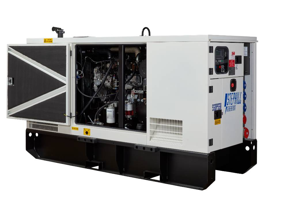 GPS diesel generator hire London Essex herts