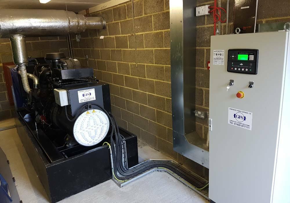 Inmesol open Deutz diesel generator set